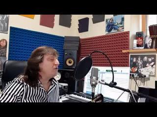 Кавер-версия на песню «Голос» Владимира Кузьмина
