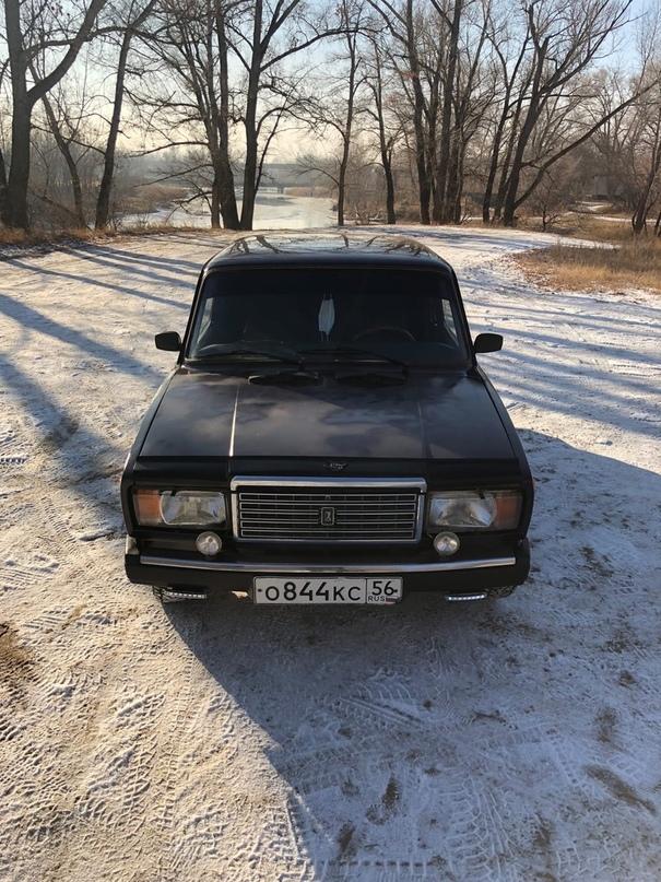 Купить ВАЗ 2107 2004 года выпуска в отличном | Объявления Орска и Новотроицка №11549