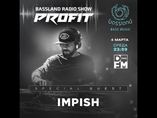 Bassland show @ dfm () special guest impish