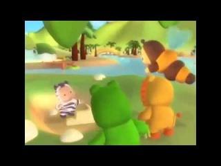 Малыши (развивающий мультфильм для детей) серии 1