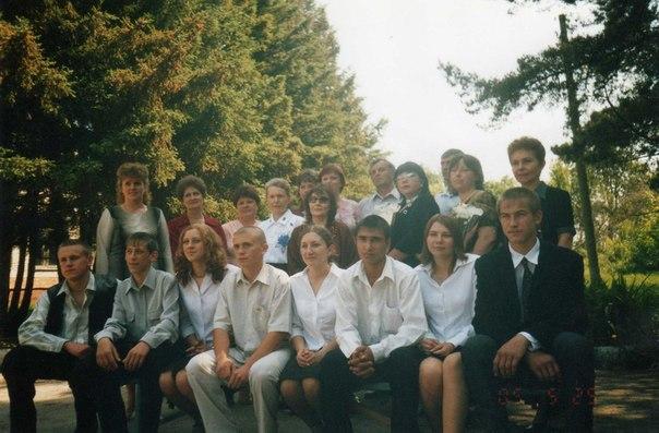 Школьные годы)