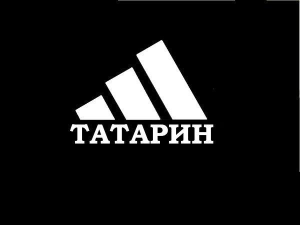 Картинка с надпись я татарин