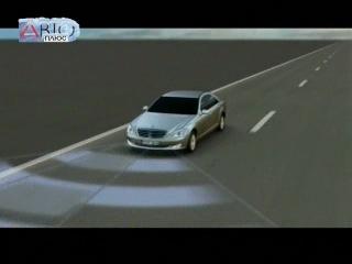 Наши тесты Mercedes Benz GL Ресталинг