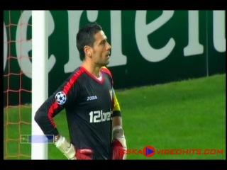 Севилья-ЦСКА 1:2 гол Хонды исторический момент для российского футбола
