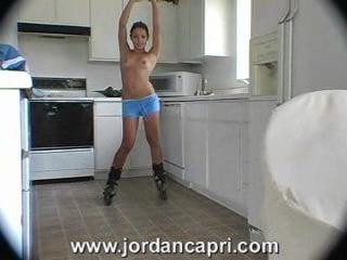 Just Jordan Capri