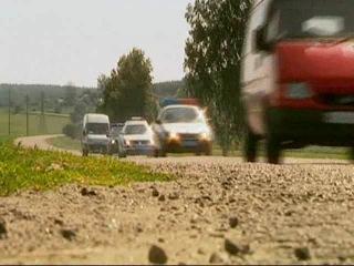 Европейский конвой 2003 г