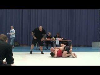 ADCC European Championship 2011 -87,9kg Kuprichenkov Fedor Vladimirovic vs Samuel Kvarzell