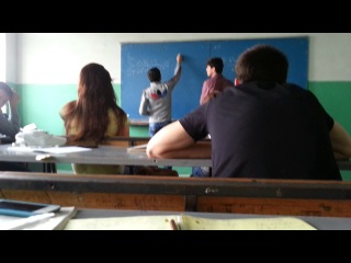 Балт на матане)))