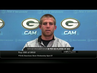 Top 100 Players of 2012 - #80 Jordy Nelson