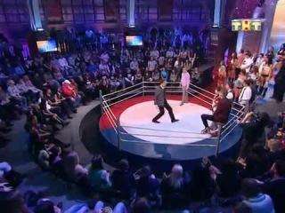 Comedy баттл Турнир 2 сезон 2 раунд 1 выпуск