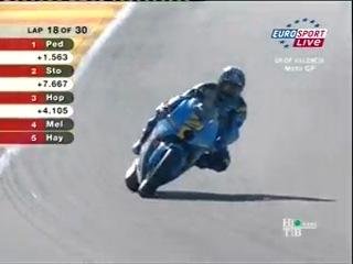 MotoGP 2007 Этап 18 Гран При Испании Валенсия