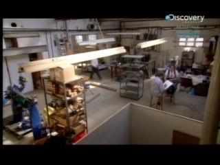 Мужская лаборатория Джеймса Мэя 2 сезон 1 сеория
