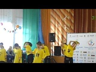 Танц плантация 2013 29 школа 6В