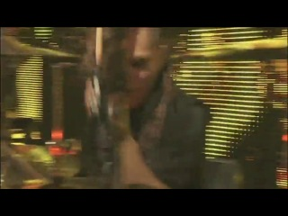 The GazettE - Tour09-DIM SCENE- - Hyena - KAI Angle
