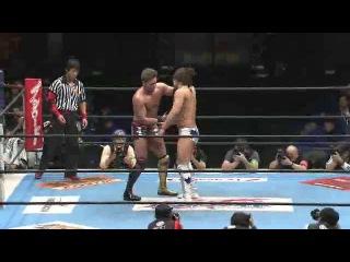 [#My1] Kazuchika Okada vs. Kota Ibushi - NJPW 42nd Anniversary Show -