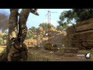 Релізний трейлер Sniper Elite 3