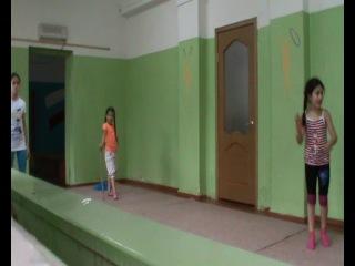 Ксения Бурханова и Кристина Денисова 6 Июля 2014 года Бебегон