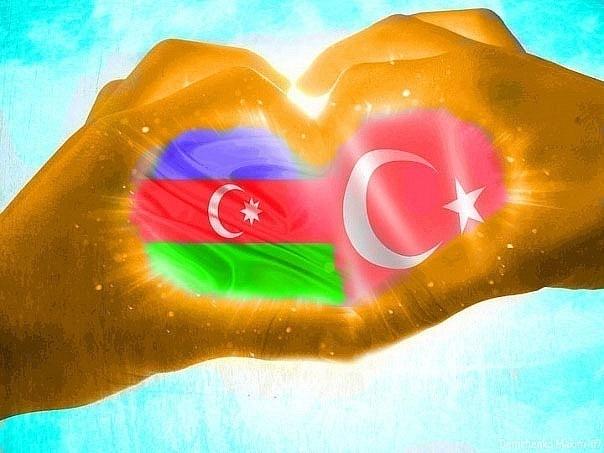 Картинки с надписью по азербайджански