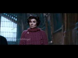 Professor McGonagall Kills Dolores Umbridge with a gun