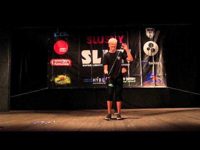 Exhibice SLYZ 2012