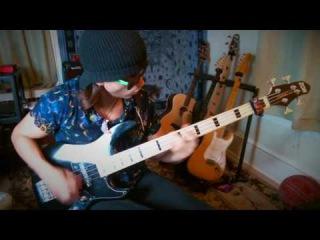 Cody Wright Demos the Dunlop Crybaby Bass Mini Wah