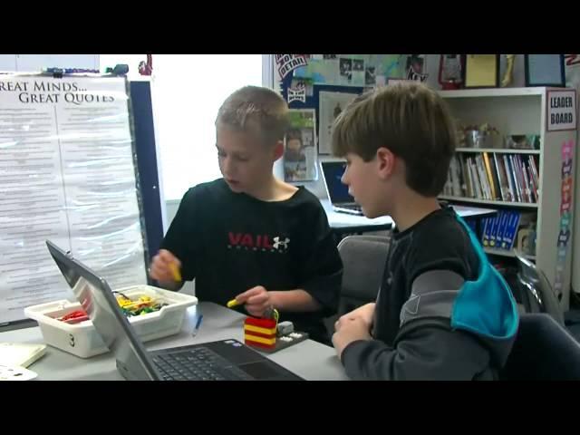 Правило 4 х С в системе обучения LEGO Education