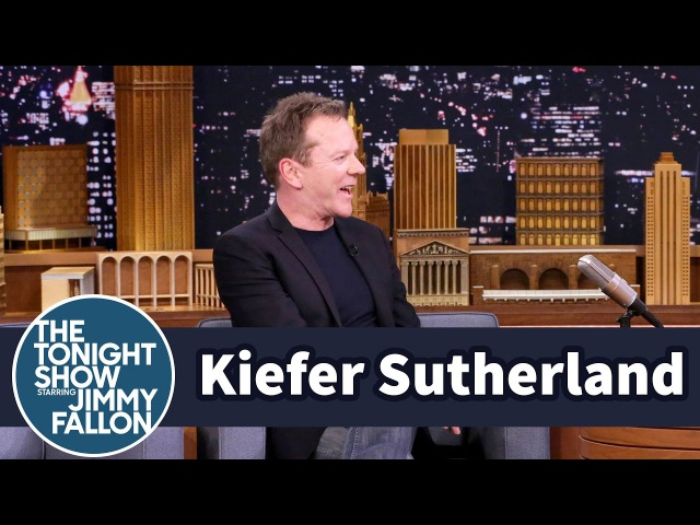 Kiefer Sutherland's Designated Survivor Shares Similarities with an Inexperienced POTUS