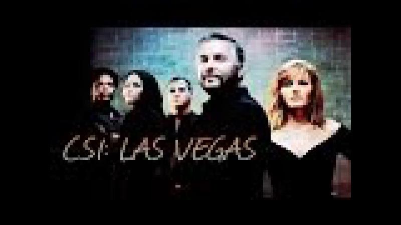 Место преступления Лас Вегас CSI Las Vegas трейлер сериала