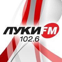 Логотип Луки FM/102.6 FM