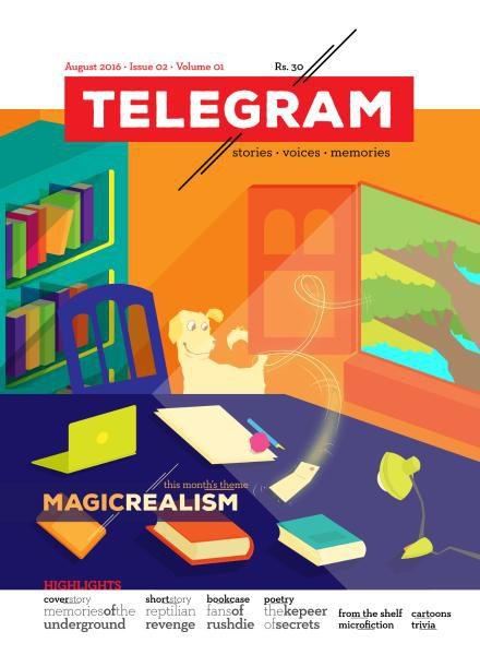 Telegram Magazine - August 2016