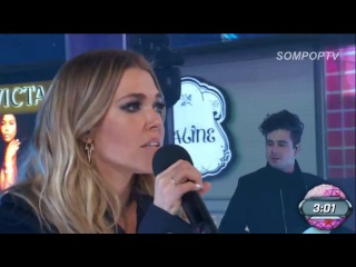 Rachel Platten - Better Place & Imagine (Time Square NYC New Year's Eve 2017)