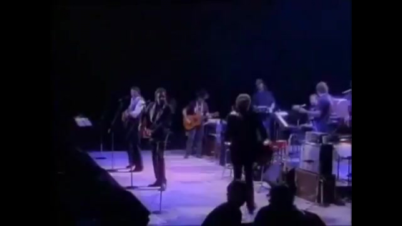 The Highwaymen There Ain`t No Good Chain Gang Live At Nassau Coliseum 14 03 1990