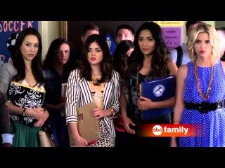 Pretty Little Liars | Season 3b Promo + Cast interview