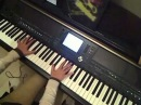 Je t'écris - Grégory Lemarchal - piano cover