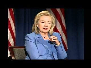 Interview with Secretary of State Hillary Clinton and Secretary of Defense Leon Panetta