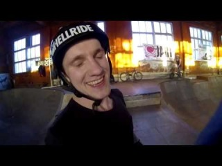 Pavel Terentev | one line | GoPro slow motion 200 fps