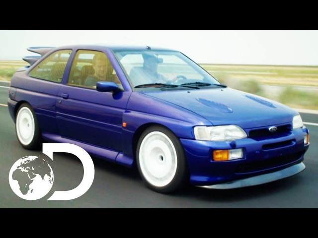 Ford Escort RS Cosworth Wheeler Dealers