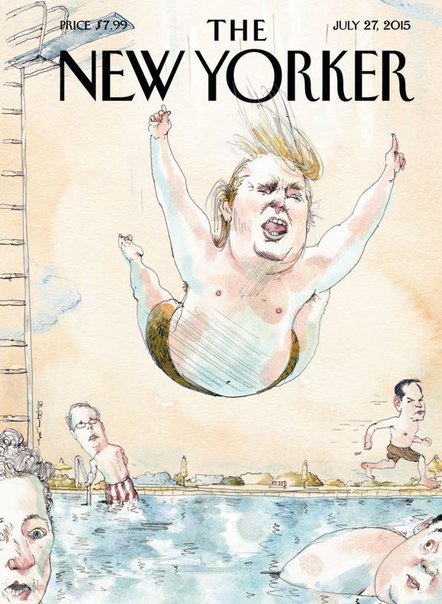 The New Yorker - July 27 2015 USA