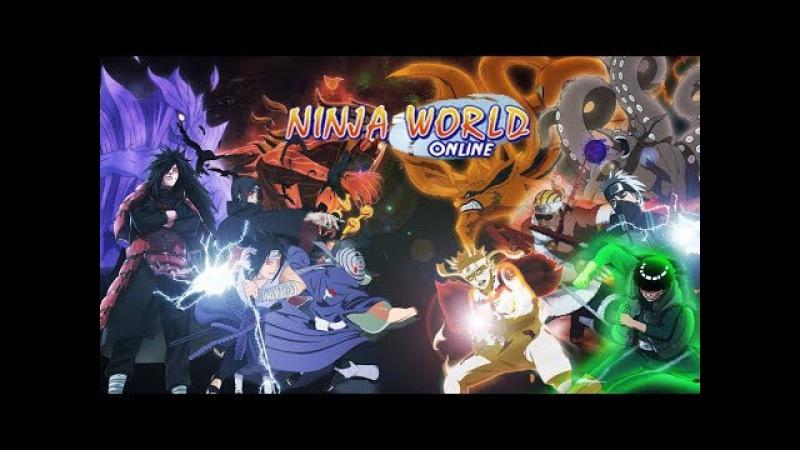 Ninja World : Opogame : s341 Хаширама 12.1