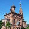 Гора Валдай - Храм  Святой Троицы