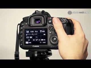Canon EOS 7D Mark II - Интерактивный видео тест. Часть 2