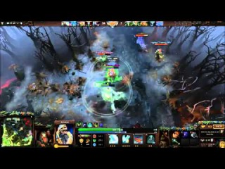 DotA 2   SingSing Kunkka has a super strong early game and a photo finish