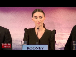 Rooney Mara talks Tiger Lily Casting Controversy in Pan Movie