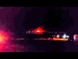 Взрывы склада в Сватово