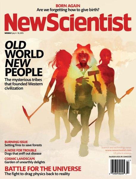 New Scientist - July 4 2015 UK