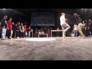 Niako Legion x vs Jacko Pop Poppin Final  Hip Hop For Life vol.4 & Freestyle Session Turkey