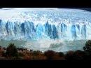 Glaciar Perito Moreno Increíble caída bloque de hielo