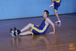 14.03.2015. АБЛ. Рыболов vs Знаменск - 78:47.