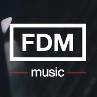Логотип FDM Music