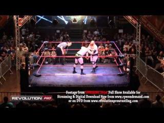 RevPro TV #14 feat: 'Machine Gun' Karl Anderson vs Dave Mastiff